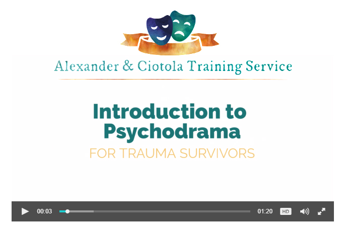 ACTS intro to psychodrama