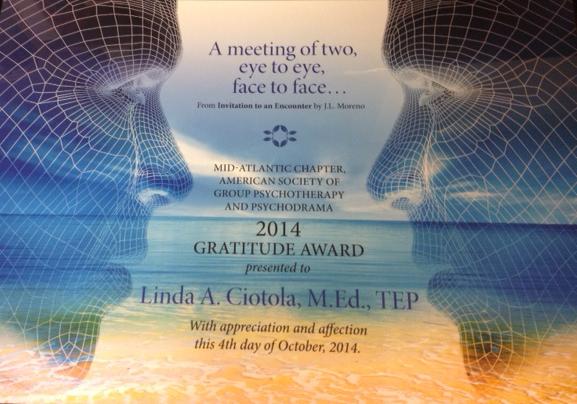2014 ASGPP Award - Linda Ciotola