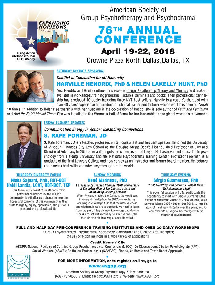 ASGPP 76th Annual Conference